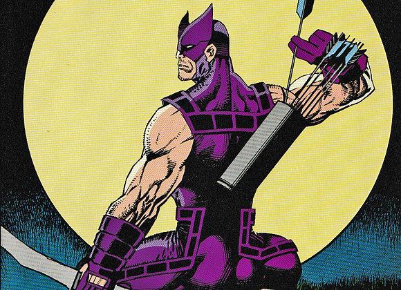Marvel Comics Presents Hawkeye Nick Fury Vengeance New Warriors Marvel Comics