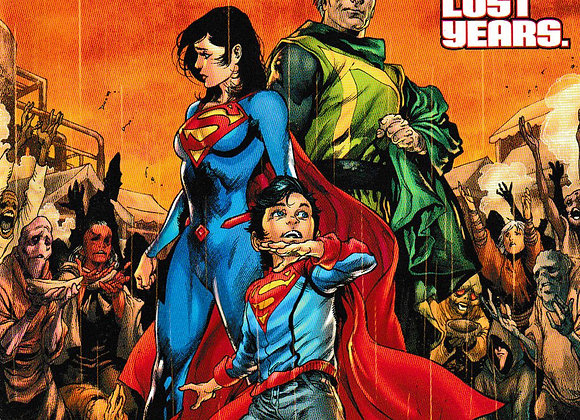Superman What Happened To Superboy's Lost Years Issue/ # 7 DC Comics