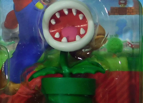 Nintendo World Super Mario Piranha Plant Mini Figures