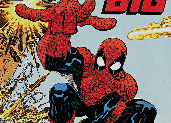 The Amazing Spider-Man Going Big Issue/ # 1 Marvel Comics - Comics
