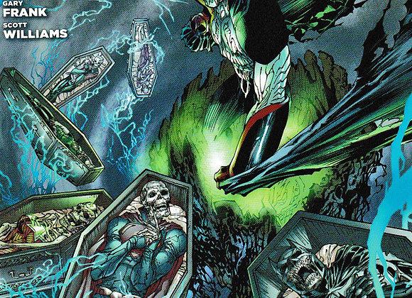 Shazam Justice League The New 52 Issue/ # 10 Dc Comics - Comics