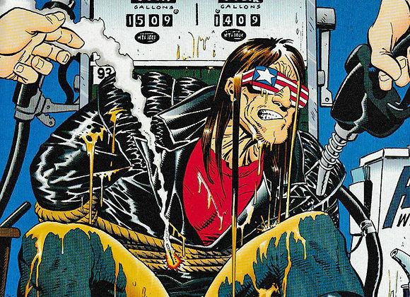 Enemy Issue/ # 2 Dark Horse Comics - Comics