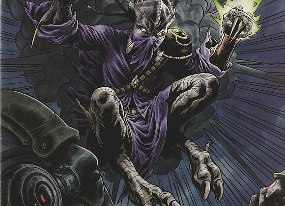 Starcraft Survivors Issue/ # 3 Dark Horse Comics - Comics