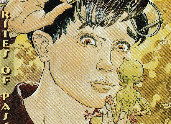 The Book Of Magic Issue/ # 37 Vertigo/DC Comics