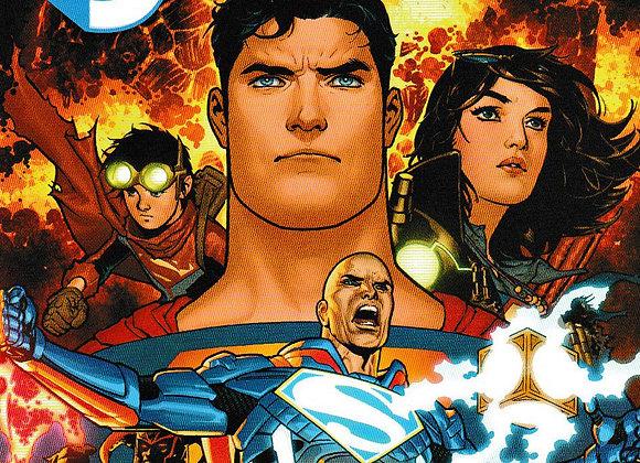 Rebirth Superman Issue/ # 33 DC Comics