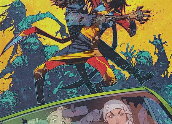 The Magnificent Ms. Marvel Issue/ # 7 Marvel Comics - Comics