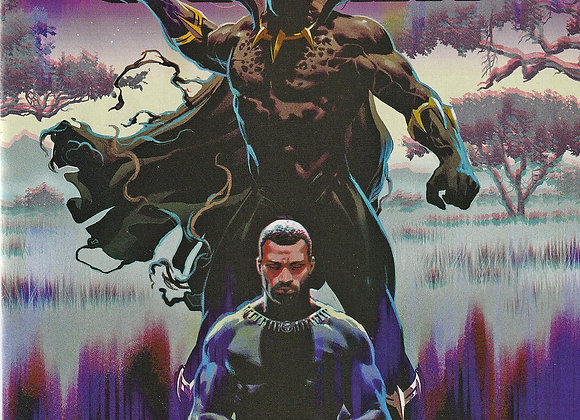 Black Panther Issue/ # 16 The Intergalactic Empire Of Wakanda Marvel Comics