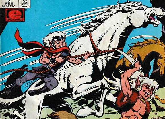 Elf Quest Vol 2 Issue/ # 7 Marvel Comics - Comics