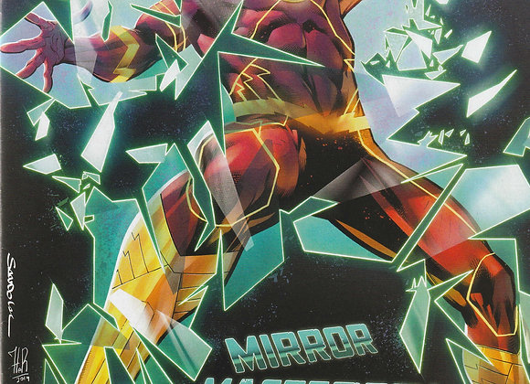 The Flash Mirror Mastered Issue/ # 78 DC Comics - Comics