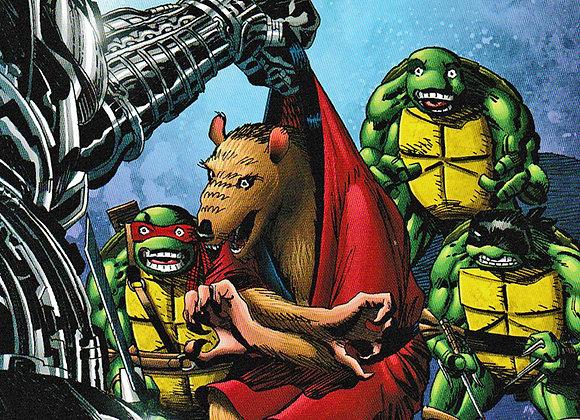 Teenage Mutant Ninja Turtles Urban Legends Issue/ # 25 Cover A IDW Comics