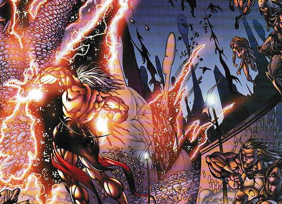 The First Issue/ # 5 Crossgen Comics - Comics