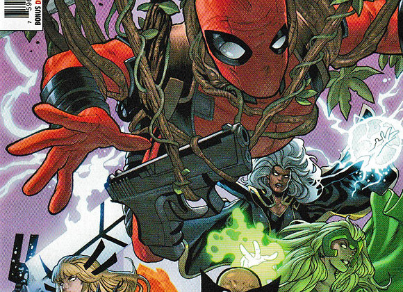 Deadpool Issue/ # 6 Marvel Comics - Comics
