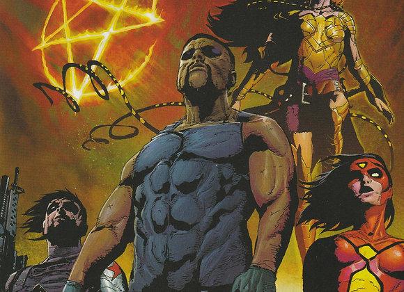 Strikeforce Issue/ # 1 Marvel Comics  - comics
