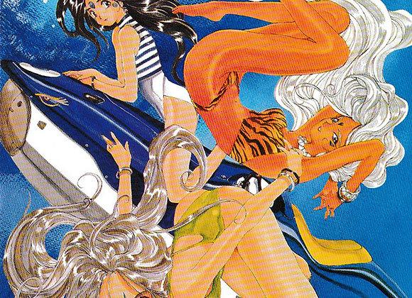 Oh My Goddess! The Trials Of Morisato Part 4 # 2 Mang Dark Horse Comics