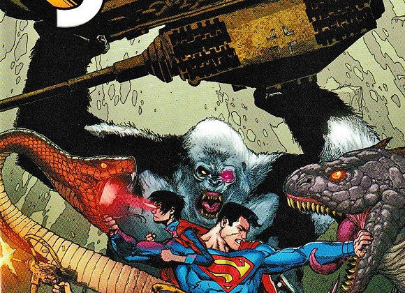 Rebirth Superman Issue/ # 9 DC Comics