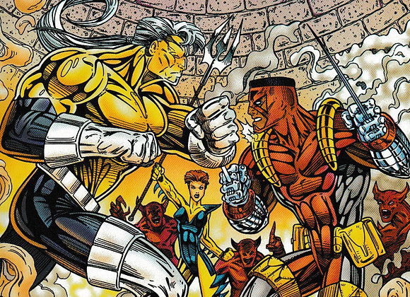 Judgment Day Issue/ # 5 Lightning Comics - Comics