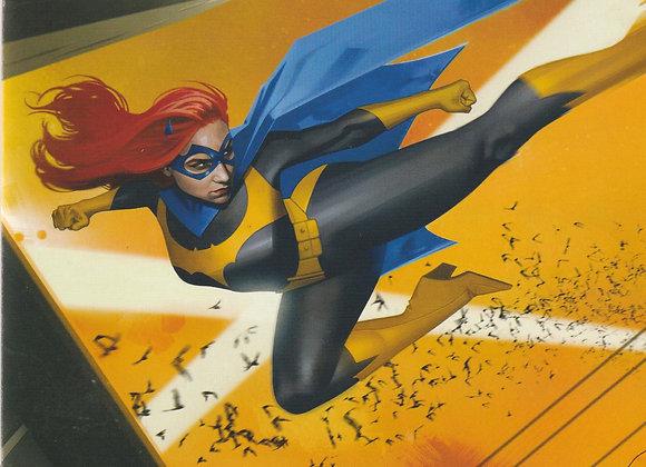Batgirl Issue/ # 39 Delete Delete Card Stock Variant Cover DC Comics - Comics