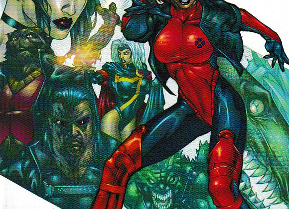 Xtreme X-Men Savage Land Issue/ # 1 Marvel Comics - Comics