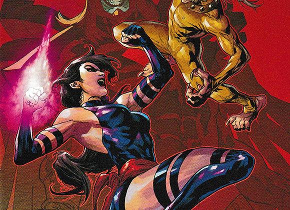 Hellions Issue/ # 2 Blood Work Marvel Comics - Comics