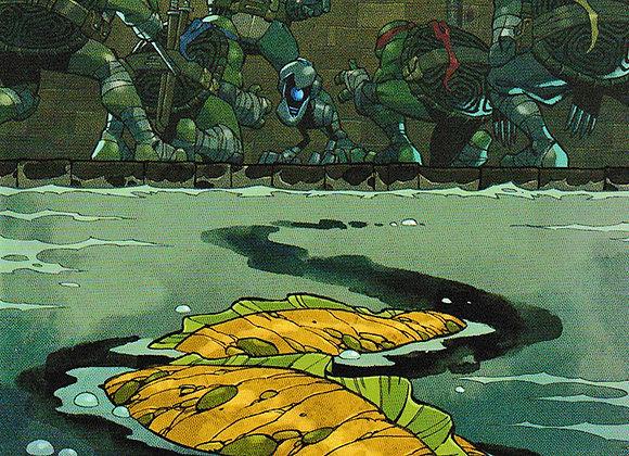 Teenage Mutant Ninja Turtles Issue/ # 106 Ongoing Cover A IDW Comics - Comics