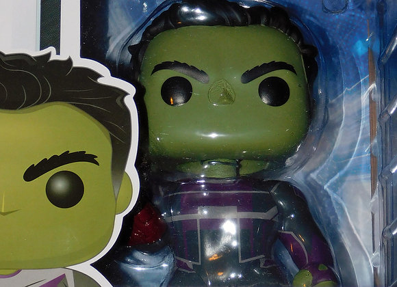 Funko POP Marvel Avengers Endgame Hulk With Infinity Gauntlet Figure Collectable