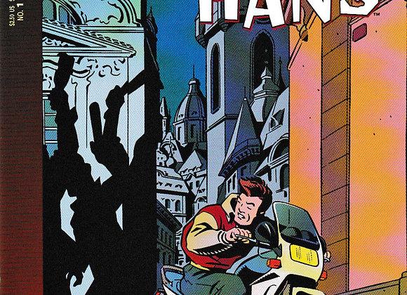The Unseen Hand Issue/ # 1 Vertigo/DC Comics - Comics