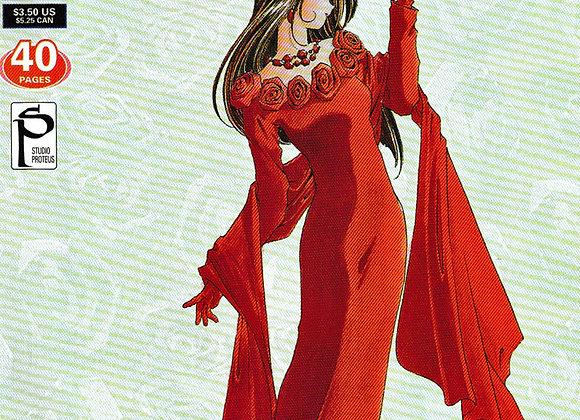 Oh My Goddess! Queen Sayoko Part 9 Issue/ # 3 Manga Dark Horse Comics - Comics