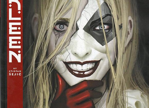 Harleen Book/ # 1 DC Comics Black Label - Comics