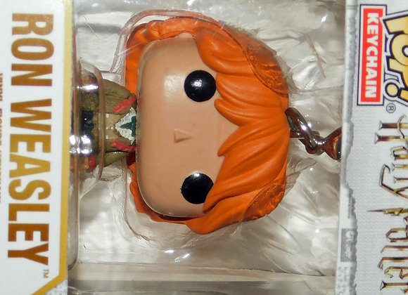 Funko Pocket POP Harry Potter: Ron Weasley Keychain -Yule Ball - Collectables -