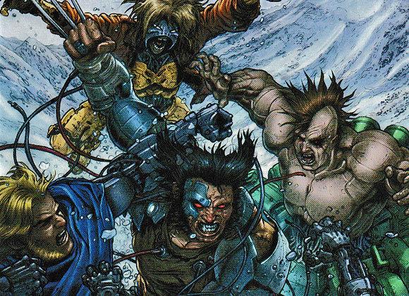iWolverine 2020 Issue/ # 1 Marvel Comics-Comics