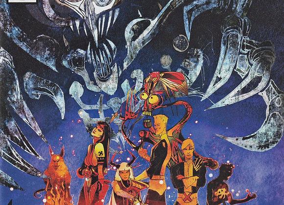 New Mutants Issue/ # 1 War Children Marvel Universe Comics 80yrs - Comics