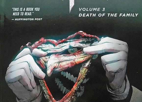 The New 52 Batman Volume 3 Death Of The Family DC Comics - Comics