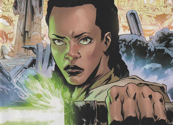 Sta Wars  Jedi Fallen Order: Dark Temple Issue/# 2 Marvel Comics - Comics