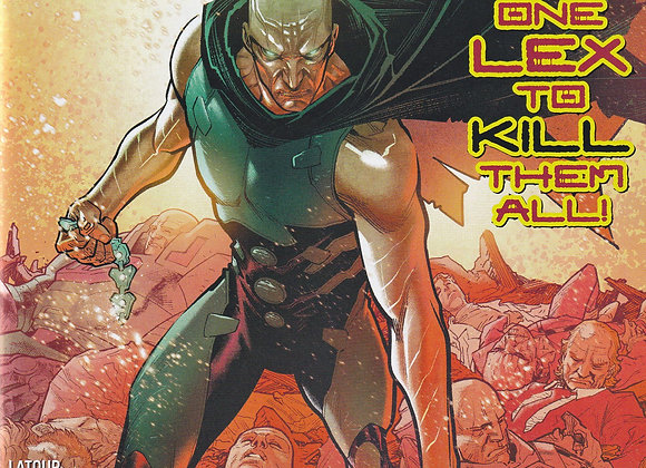 Lex Luthor Issue/ # 1 One Lex To Kill Then One DC Comics - Comics