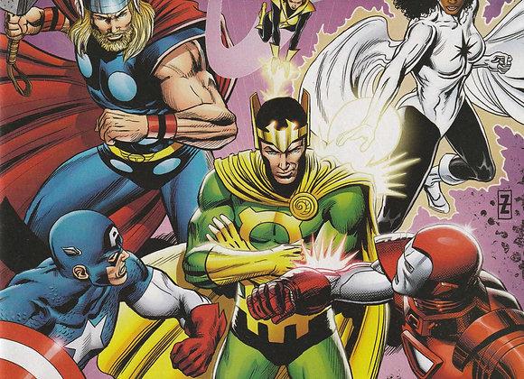 Avengers Loki Unleashed Issue/ # 1 - 80 years Marvel Comics - Comics