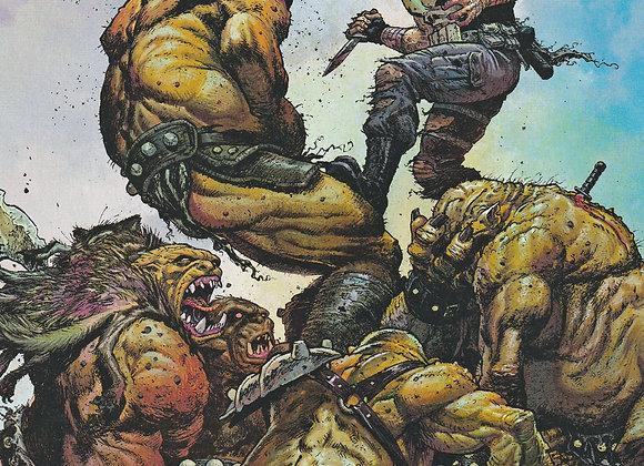 Punisher Kill Krew Issue/ # 3 Marvel Comics  - Comics