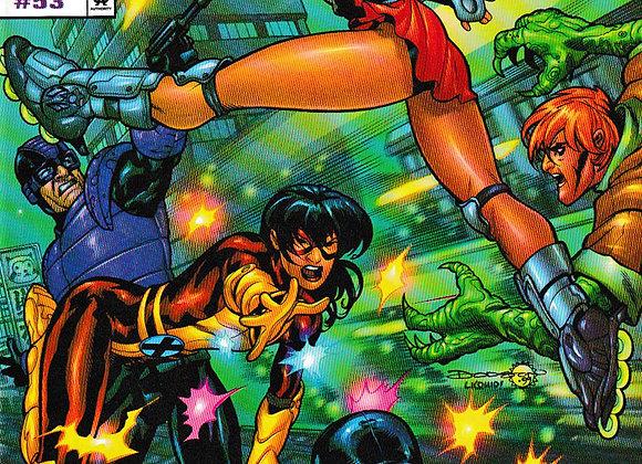 Generation X Issue/ # 53 Marvel Comics - Comics