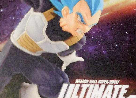 Dragon Ball - DB Super Movie Ultimate Soldiers Super Saiyan God Vegeta Figure
