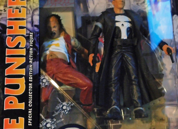 Diamonds Marvel Select The Punisher Action Figure- Collectable & Toys