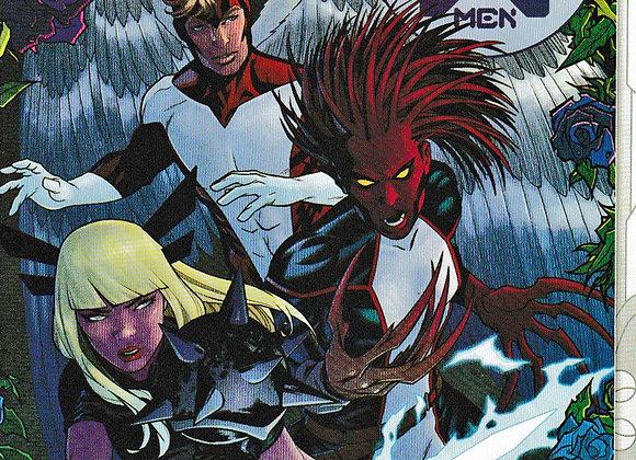 Empyre X-Men Issue/ # 1 Of 4 Alien Plants VS. Mutant Zombies Marvel Comics