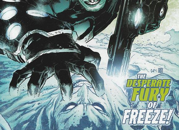 Detective Comics Batman Issue/ # 1012 The Desperate Fury Of FREEZE DC Comics