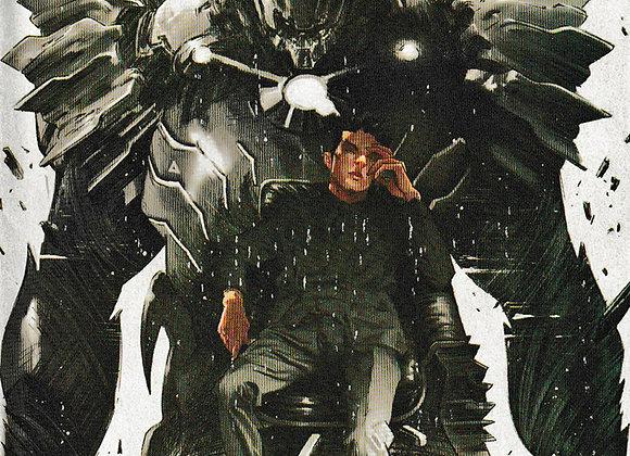 Tony Stark Iron Man Issue/ # 5 Marvel Comics