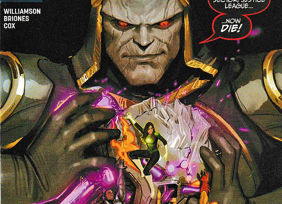 Justice League Odyssey Issue/ # 3 DC Comics