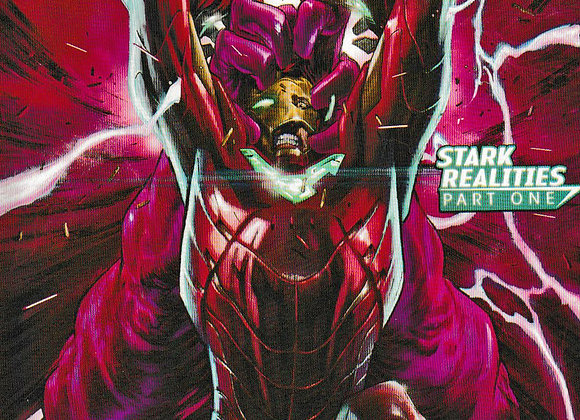 Tony Stark Iron Man Stark Realities Part 1 Issue/ # 6 Marvel Comics