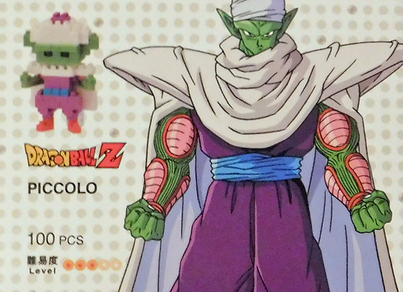 DBZ Nanoblock Piccolo