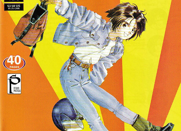 Oh My Goddess! The Secret Speed Part 10 # 3 Manga Dark Horse Comics