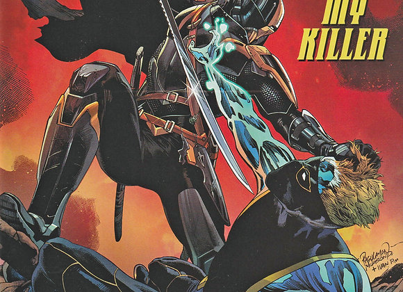 Deathstroke Issue/# 47 My Father. My Killer DC Comics - Comics