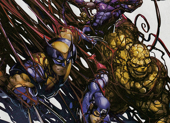 Absolute Carnage The Avengers Issue/ # 1 Marvel Comics  - Comics