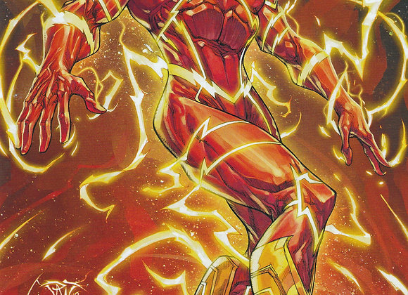 The Flash Issue/# 78 Variant Cover DC Comics - Comics