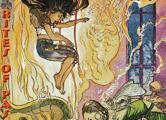 The Book Of Magic Issue/ # 35 Vertigo/DC Comics